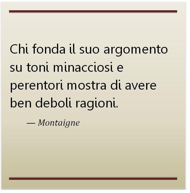 Frase di Michel de Montaigne