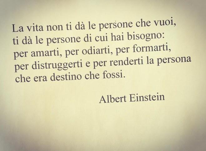 Frase di Albert Einstein