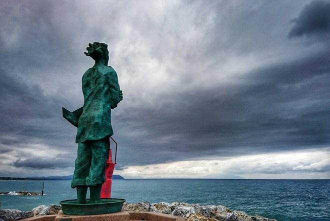 Fotografia della Marina di San Vincenzo