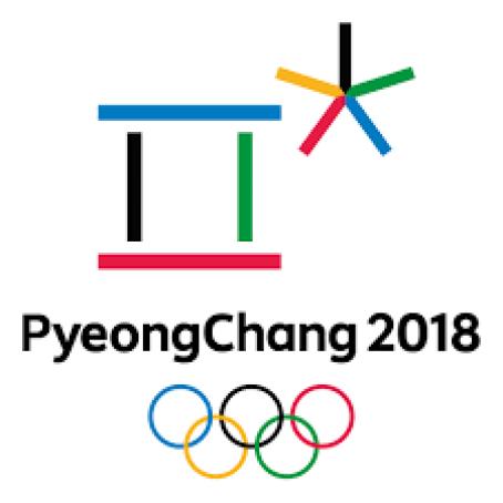 Il logo delle dei Giochi olimpici invernali