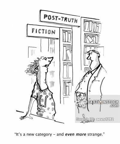 La nuova categoria post- verità