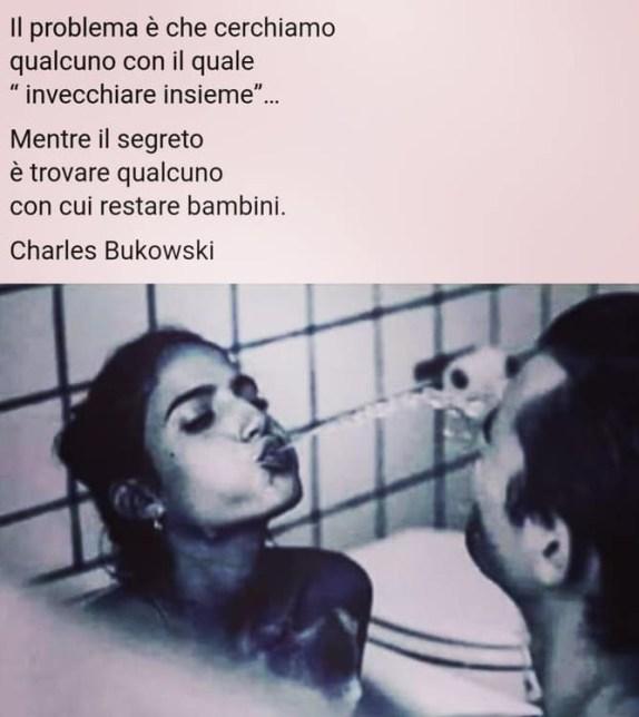 Problema individuato da Charles Bukowski