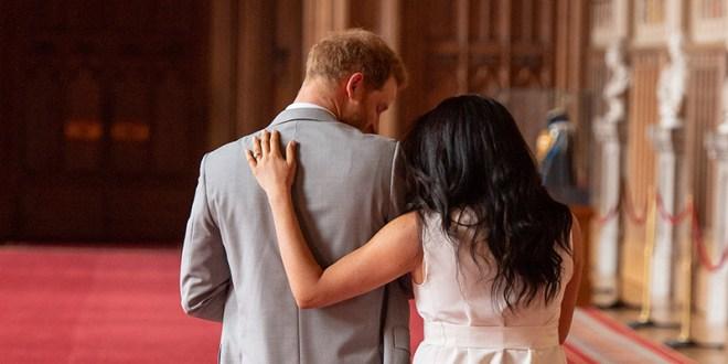 Accordo fra la famiglia reale, Harry e Meghan
