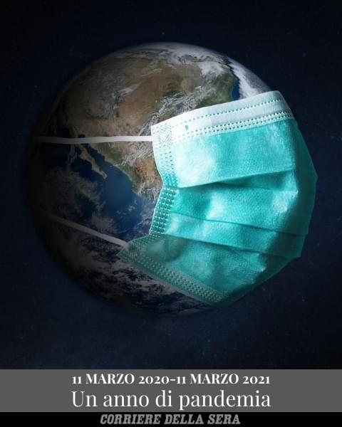 la pandemia dura da un anno