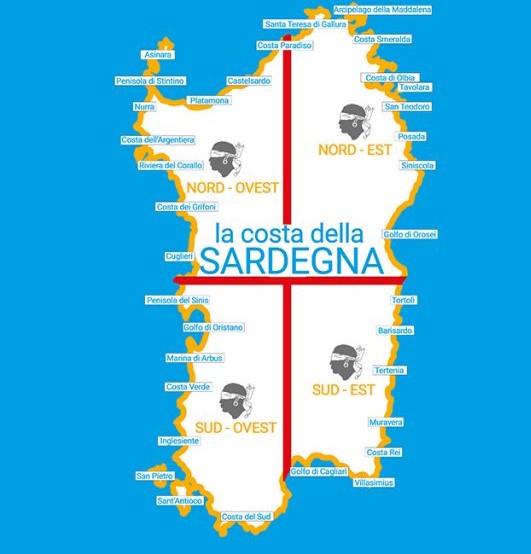 La Sardegna è la prima regione italiana Covid-free