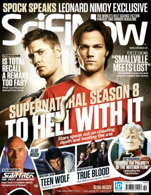 Serial tv: Supernatural, Once Upon a Time e How I Met Your Mother