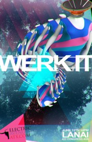 WERK IT ART sm