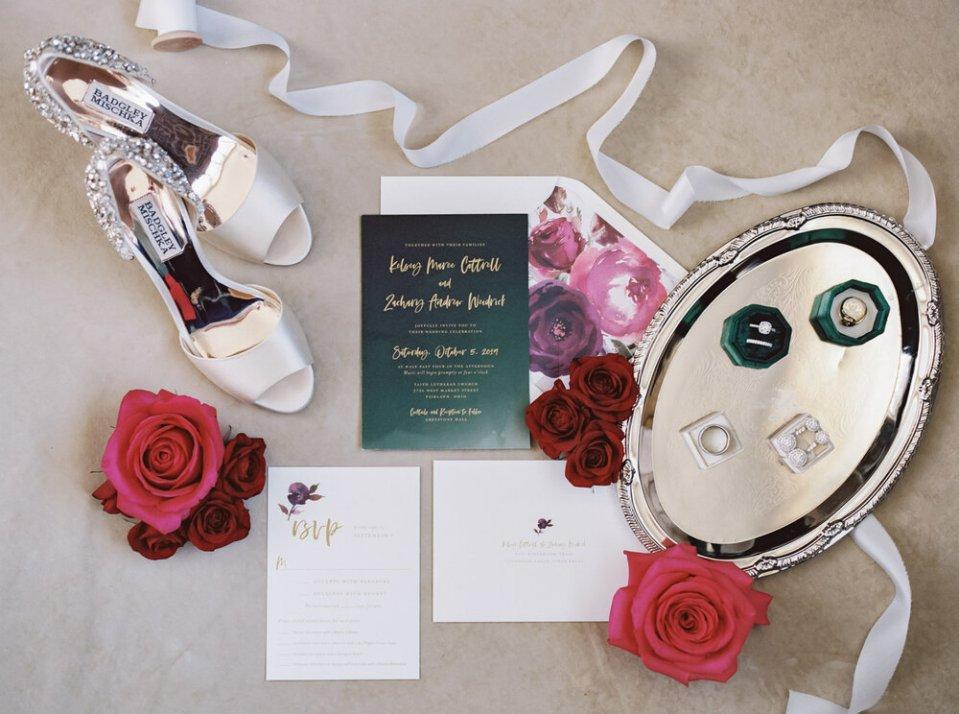 Elegant and Emotional Greystone Hall Wedding in Akron, Ohio-75.jpg