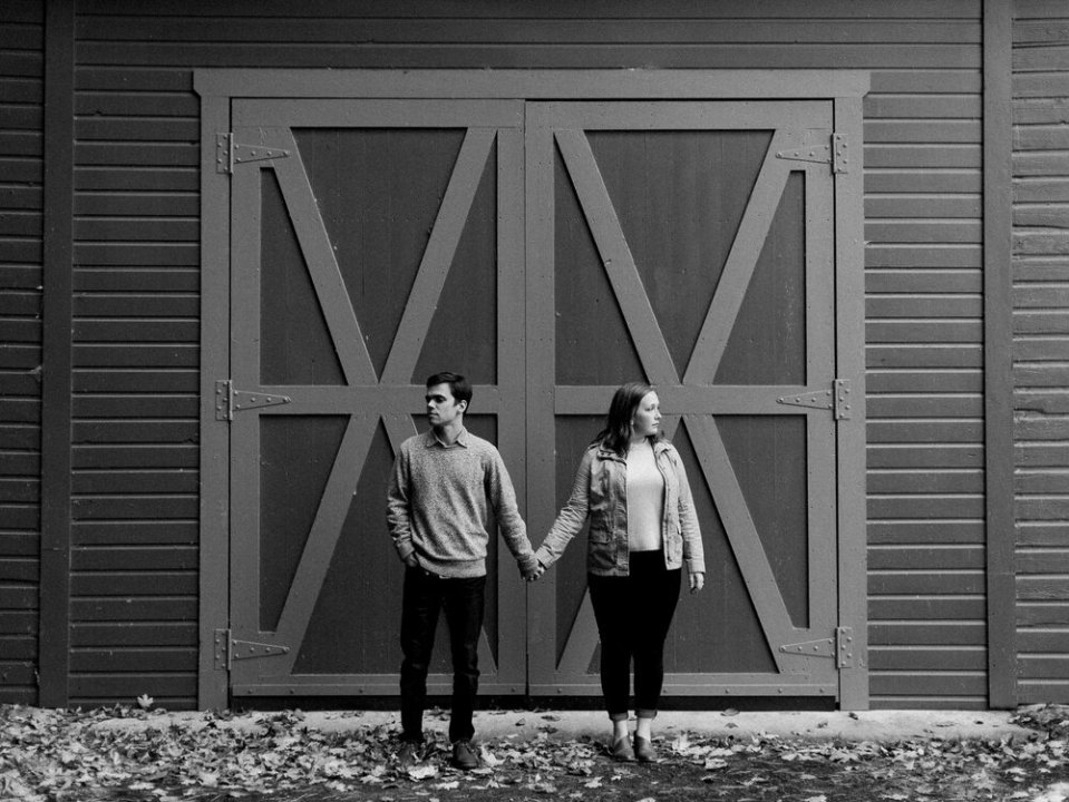 Fall Rocky River Reservation Engagement Photos-15.jpg