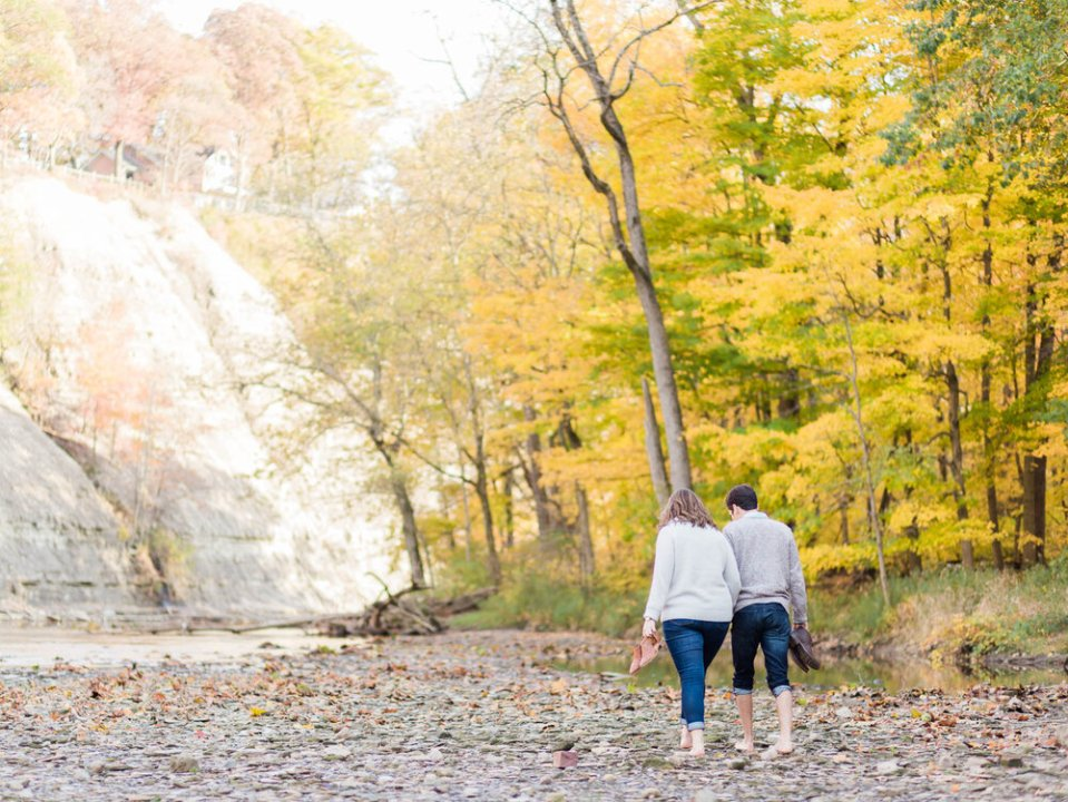 Fall Rocky River Reservation Engagement Photos-6.jpg