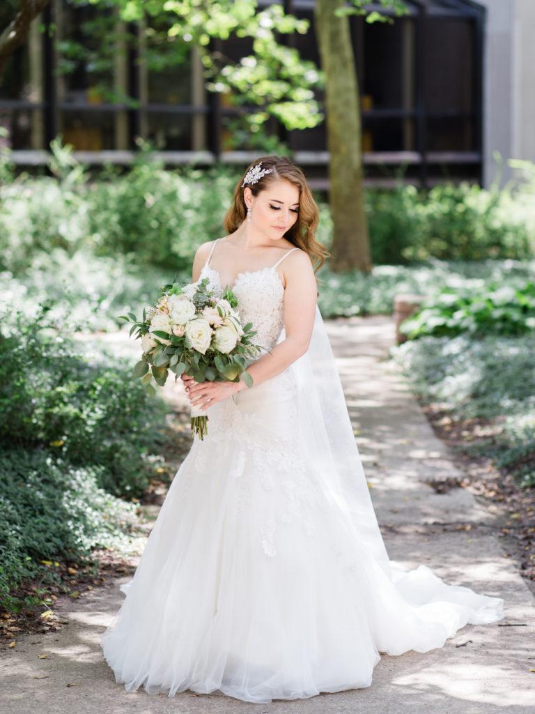 Romantic Summer Wedding at Whitehall in Cleveland - Matt Erickson Photography