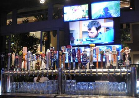 Yard House Vegas & Tilted Kilt at the Linq Offer a Lot of Beer Options!