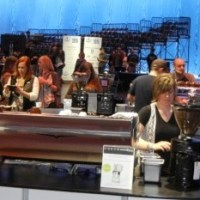 The First Morning of the US Coffee Championships Provides Calm Before Getting Busy