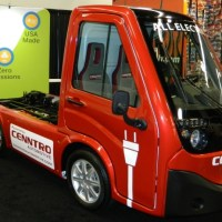 An All-Electric Utility Vehicle in America? Checking out the Cenntro Metro at the OC Auto Show [Tech Tuesday]