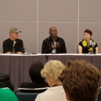 Discussion on Music, Faith, and the Entertainment Industry at Recent LA Comic Con