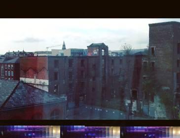 Bolton hotel window, 14 Oct 2017