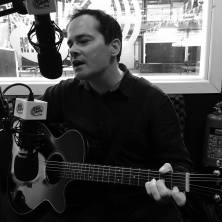 live on the Pete Jones Show, Radio Reverb, 28 Aug 2017