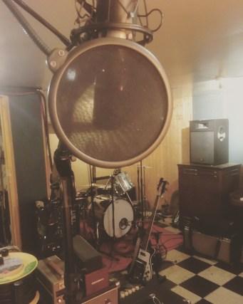 Church Rd Studio, Feb '19
