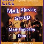 Melt Plastic Group – Rossi Bar (23rd Oct)