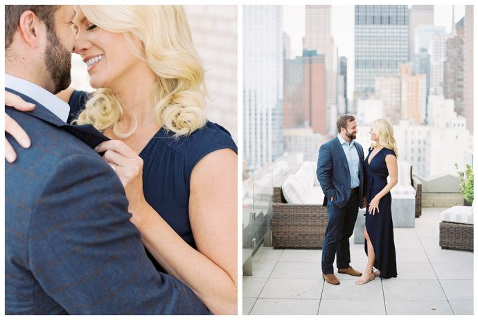 Fine Art Film Engagement in NYC