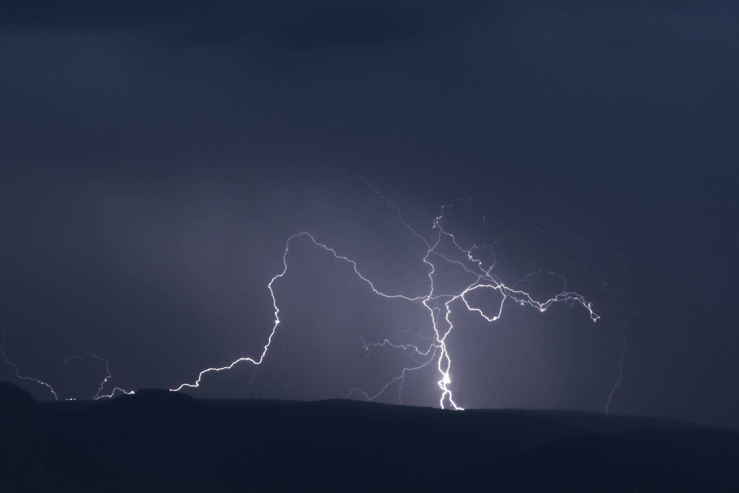 Photographing Lightning