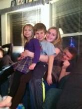 Cousin Pile!