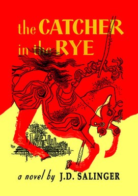 Cover to The Cater in the Rye