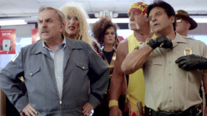Hey look! It's Hulk Hogan! And Erik Estrada! And the guy from Cheers! Let's go buy electronics!