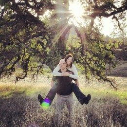 We love oak trees.