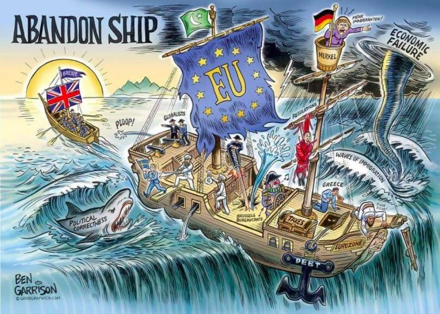 Shockingly out of touch and offensive image from Vote Leave