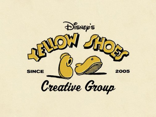 Disney's Yellow Shoes