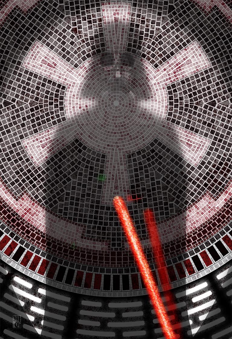 Darth Vader, Empire tiles