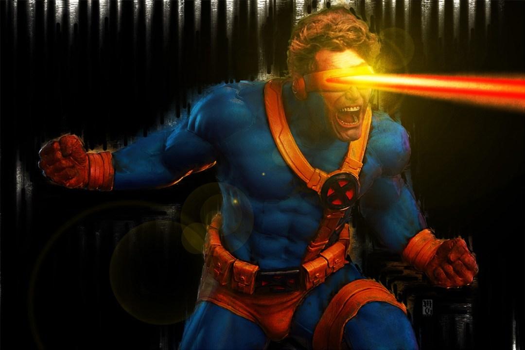 Cyclops portrait style I