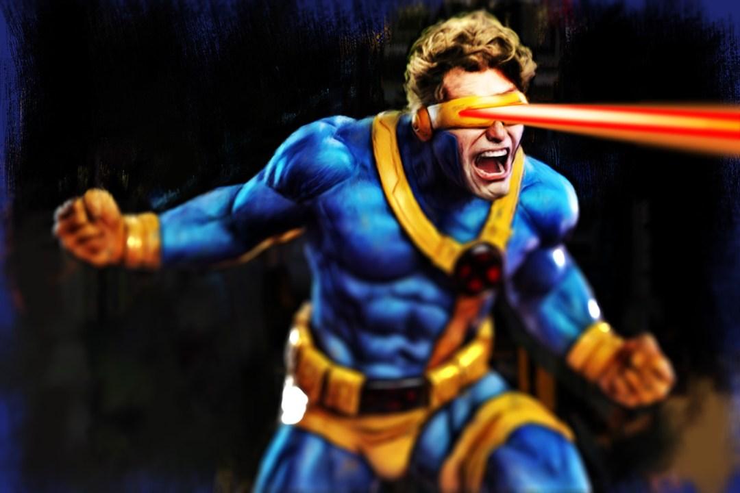Cyclops portrait style II