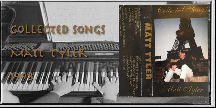 collected songs banner