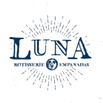 Luna Rotisserie and Empanadas Durham logo