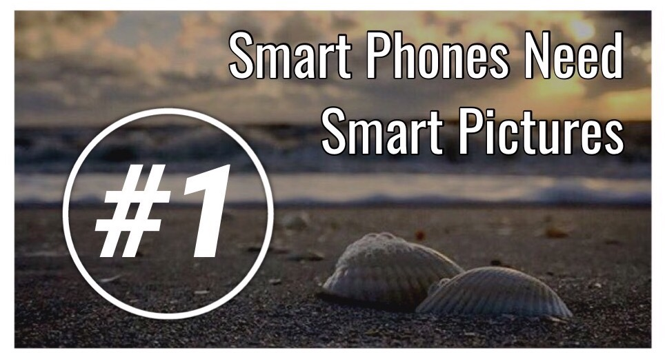 Smartphones Need Smart Pictures #1: Adding a Layer of Meaning to Pictures