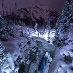 Kootneys-marble-canyon-winter