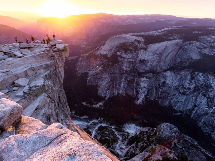 USA – Half Dome Hike