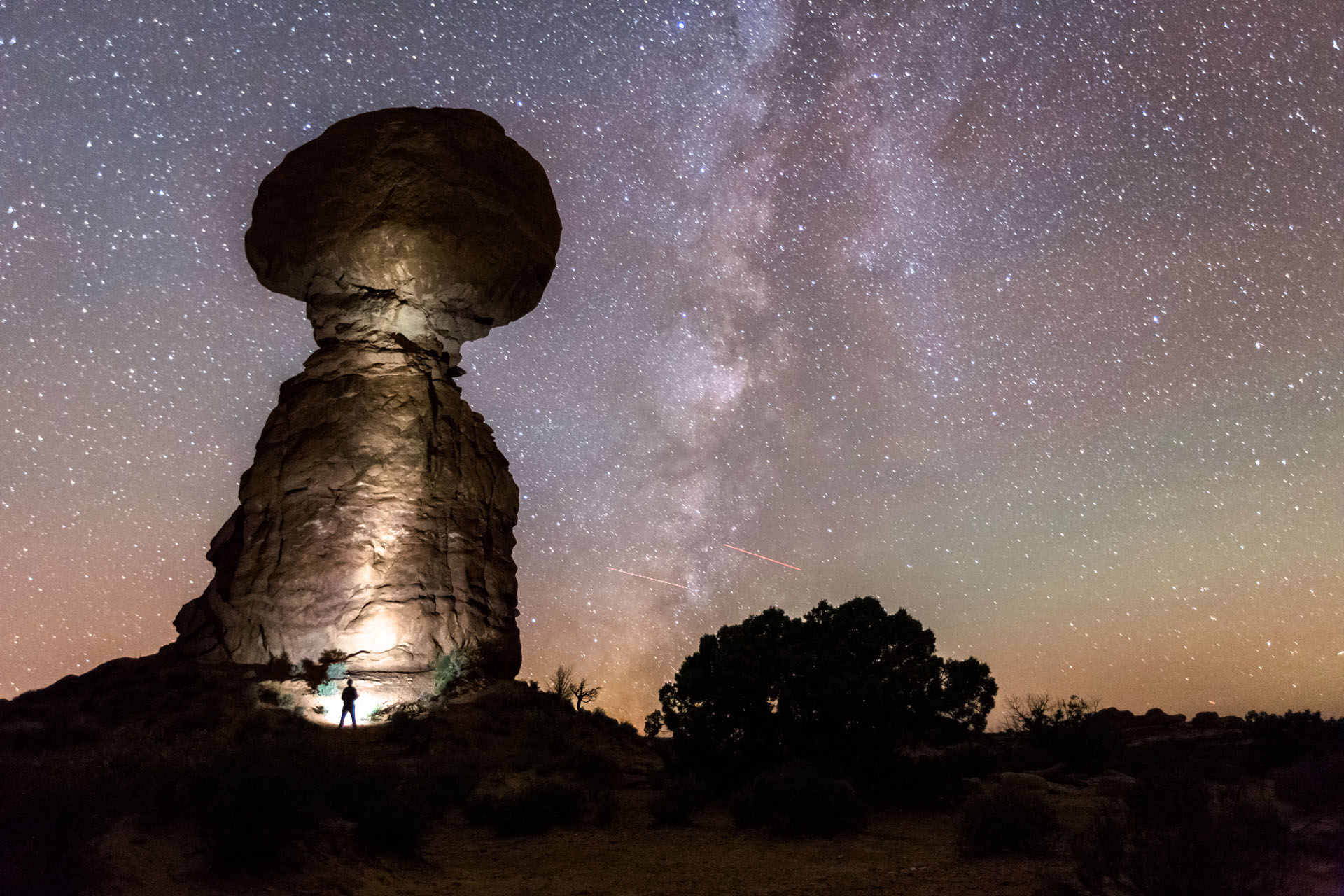 USA-Arches-Balance-rock-Astrophotography-adventure