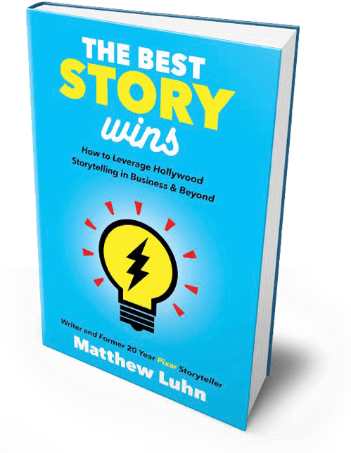 The Best Story Wins book cover