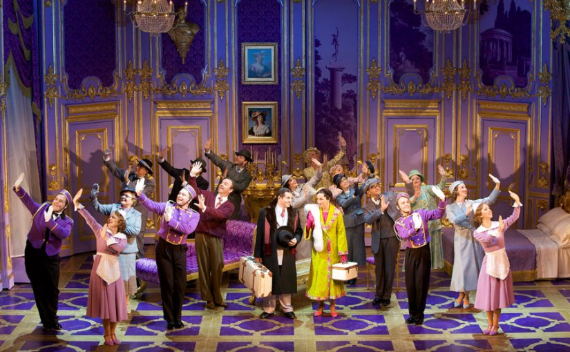 In preview: Lend Me a Tenor, Gielgud Theatre