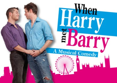 When Harry met Barry, Above the Stag