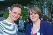 Jeremy Woodhouse, Gabriella Shimeld-Fenn
