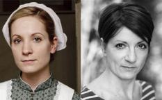 Joanne Froggatt & Katherine Dow Blyton: are they related?