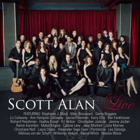 Live and unplugged: Scott Alan & Pentatonix