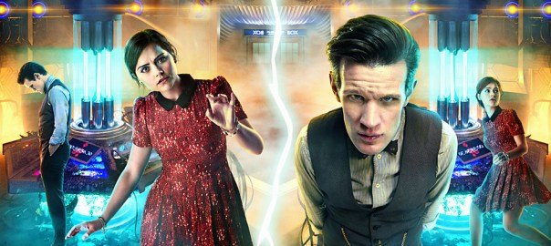 Ten Things About Who: Journey to the Centre of the TARDIS