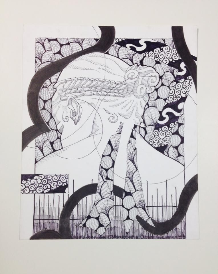 Community College Art