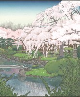 Spring View of Shofuso