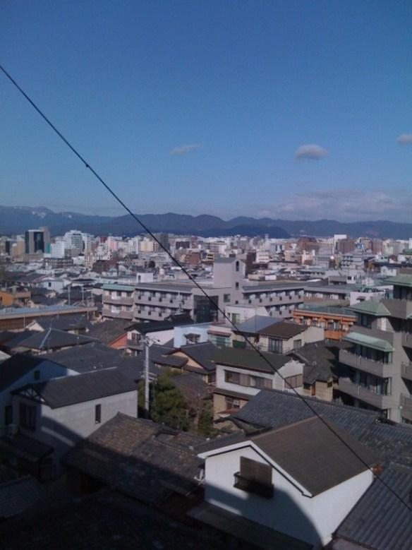 Sunny Kyoto